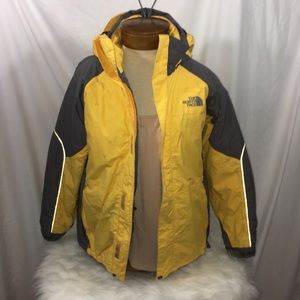 The North Face Hooded Ski Coat Large